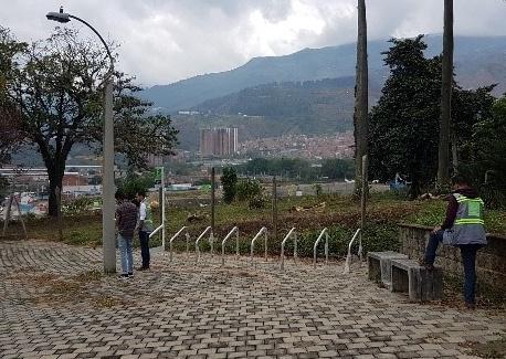 CICLOPARQUEADERO MUNICIPIO DE BELLO